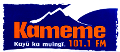 101.1 Kameme FM Kenya